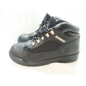 Timberland Field Boots Juniors [15906] Black